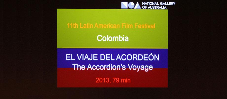 11 Festival de Cine Latinoamericano