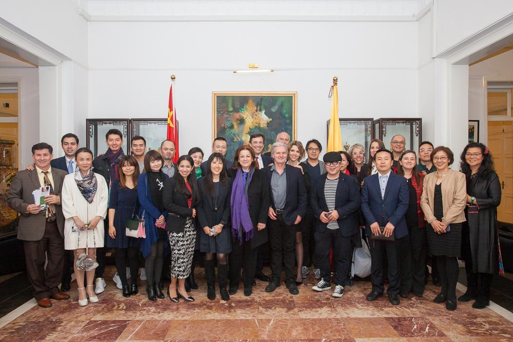 Director Sergio Cabrera, en el X Ciclo de Cine Colombiano en la República Popular China