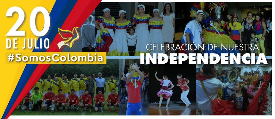 ¡Las misiones de Colombia en Asia celebran el Día de la Independencia!