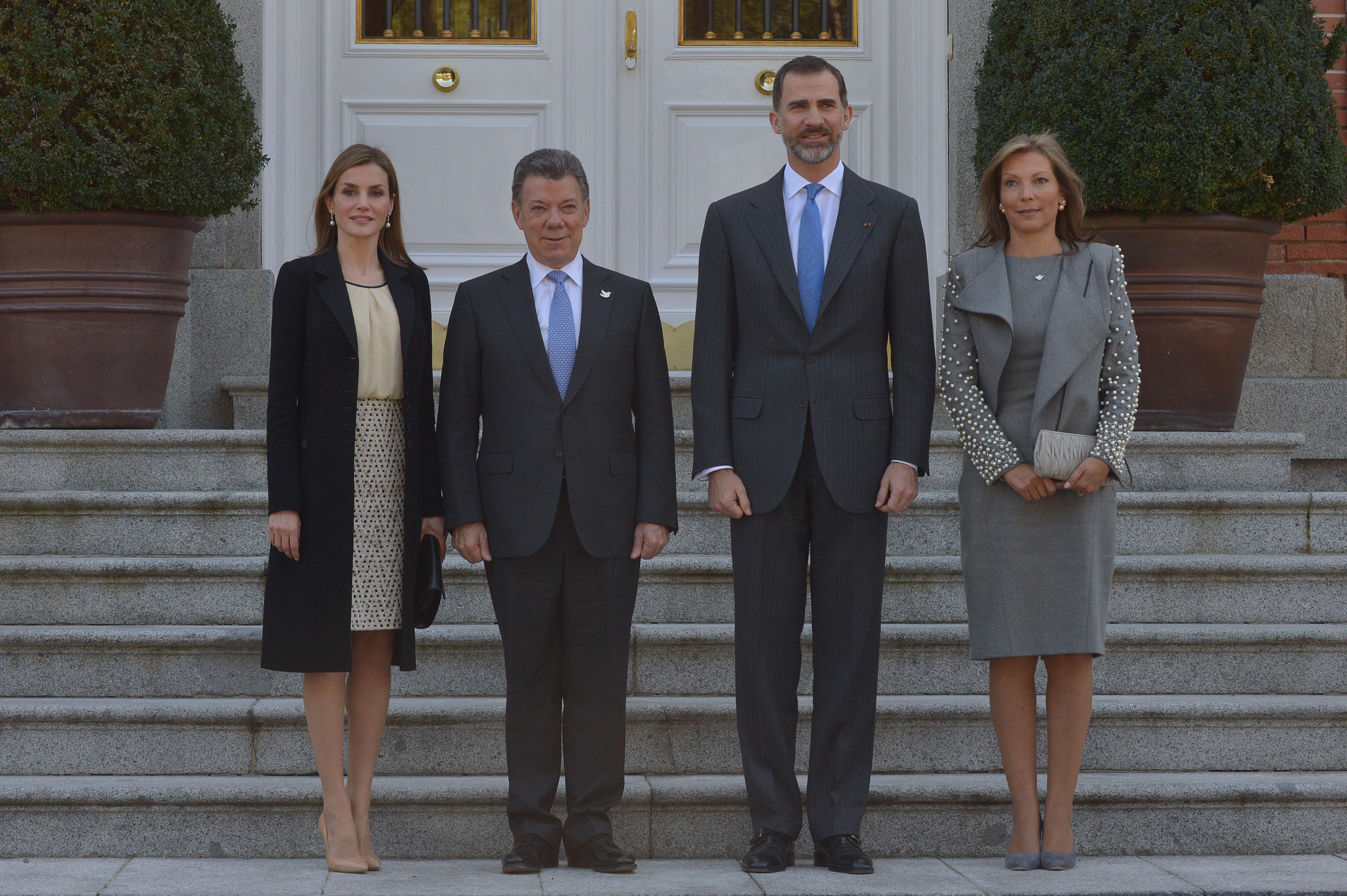 embajada de colombia en españa