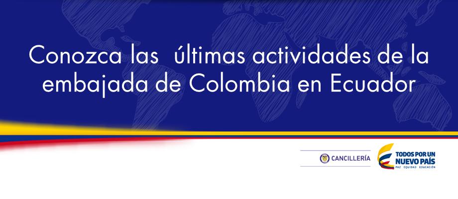 Embajada de Colombia en Ecuador